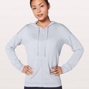 Lululemon wake up & Go sweater Size 6